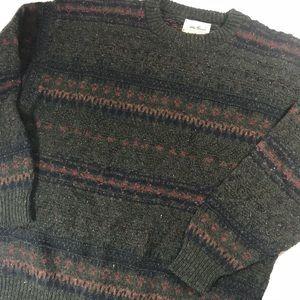 Eddie Bauer wool blend sweater